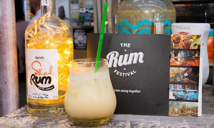 The Rum Festival, General Admission Ticket and Cocktail, 24 - 25 November, Reading (Up to 50% Off)
