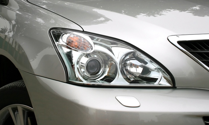 Don't Divorce Your Car by EDW - Vista: $59 for a Headlight Restoration with a One-Year Warranty at Don't Divorce Your Car by EDW ($100 Value)