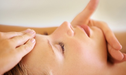 Therapeutic Massage or Facial with Hot Stones and Aromatherapy at Blu Water Medi Spa Salon (Up to 52% Off)
