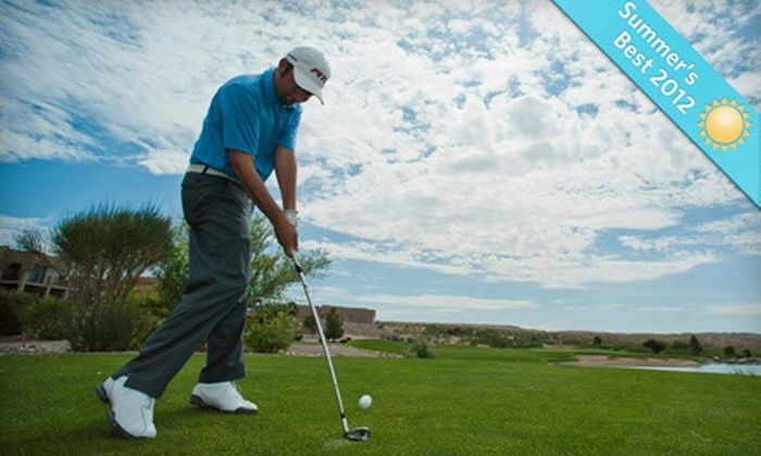 Sierra Del Rio Golf Course - Elephant Butte: $48 for an 18-Hole Golf Outing for Two with Cart Rental at Sierra Del Rio Golf Course (Up to $96 Value)