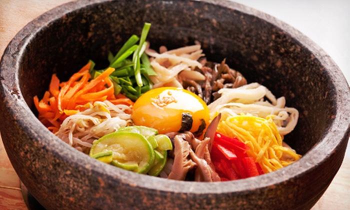 Ichiban Japanese & Korean Restaurant - West End: $20 for $40 Worth of Japanese and Korean Cuisine at Ichiban Japanese & Korean Restaurant