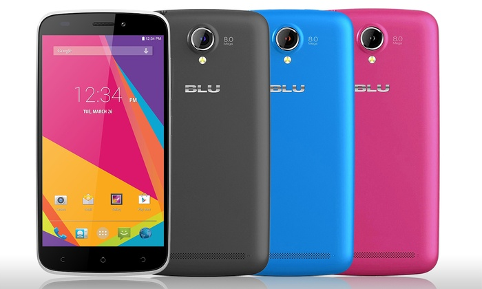 BLU Life Play 2 Android Smartphone (GSM Unlocked): BLU Life Play 2 Android Smartphone (GSM Unlocked)