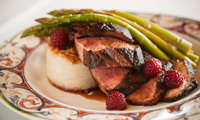 The Epicurean Bistro and Wine Bar - Latham Farms Shopping Mall: Three-Course Prix Fixe Dinner for Two or Four at The Epicurean Bistro & Wine Bar (Up to 52% Off)