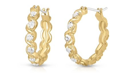 Hoop-Style Earrings