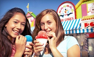 $12 For Carnival Rides At Midway Of Fun At Contra Costa County Fair (up To $29 Value)