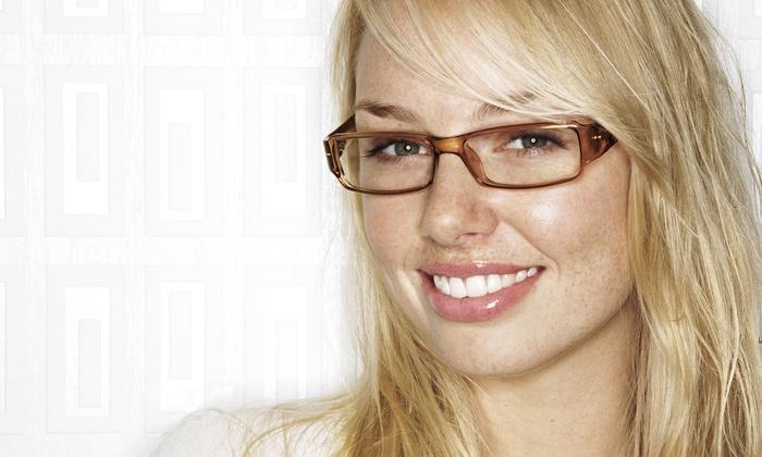 VistaSite Eye Care - Valley Stream: $25 for Eye Exam and $250 Toward Pair of Designer Frames at VistaSite Eye Care ($300 Value)