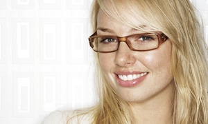 VistaSite Eye Care: $25 for Eye Exam and $250 Toward Pair of Designer Frames at VistaSite Eye Care ($300 Value)