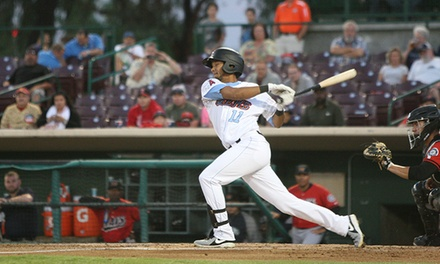 $30 for an Inland Empire 66ers Baseball Game for Four on April 18 or 24 or May 29 at San Manuel Stadium ($57.60 Value)