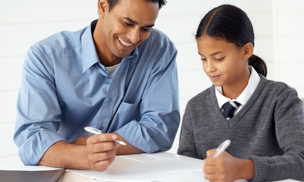 5 or 10 One-Hour Tutoring Sessions at Momentuum, LLC (Up to 60% Off)