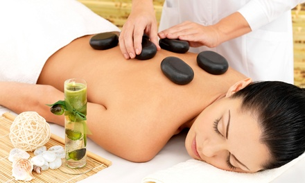 Deep-Tissue, Swedish, or Sports Massage with Optional Hot Stones at CheetahFit (Up to 52% Off)