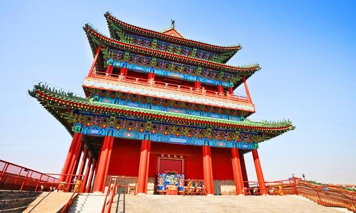 China Vacation With Airfare In Shanghai Groupon Getaways