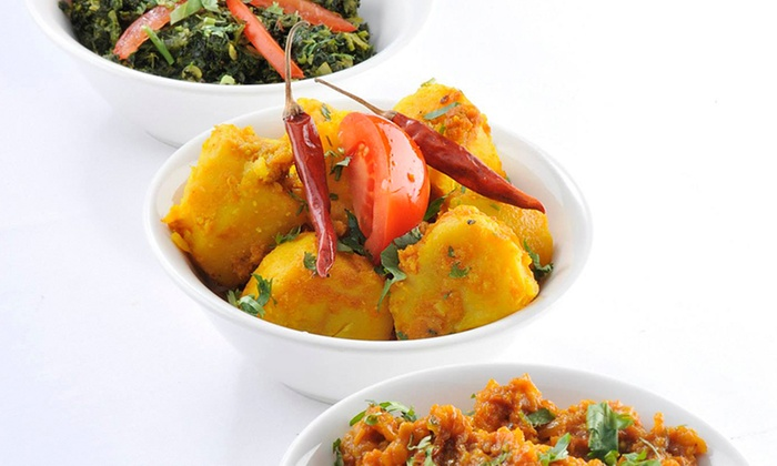 Amani - Multiple Locations: Five-Course Indian Taster Menu For Two for £29.99 at Amani