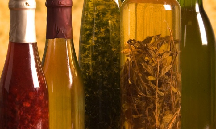 The Olive and the Grape - Multiple Locations: $39 for a Sampler Package of Organic Oils and Gourmet Seasonings at The Olive and The Grape ($91 Value)