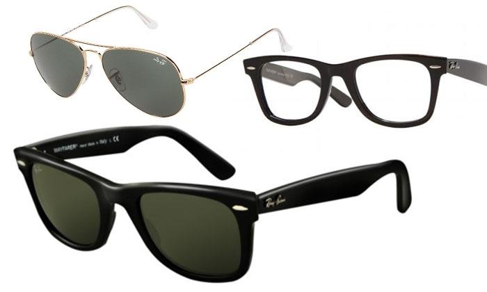 Lux Eyewear - Mid-City West: $29 for $80 Worth of Designer Eyewear at Lux Eyewear
