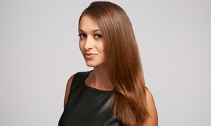 Haircut With Optional Partial Highlights At La Vie Salon Spa Wellness (up To 69% Off)