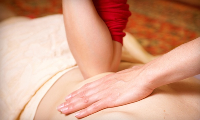 Two Lily Massage - Gig Harbor: 60- or 90-Minute Custom Massage at Two Lily Massage (51% Off)