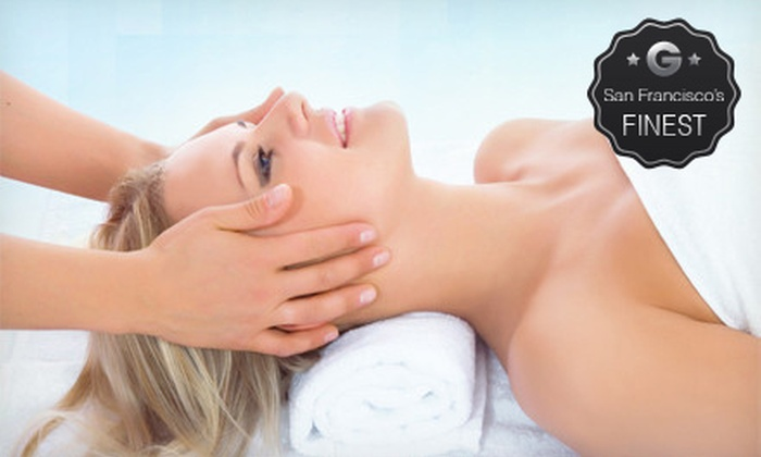 Water Lounge Spa - San Mateo: Spa Day with Facial, Massage, and Hydrotherapy Session for One or Two at Water Lounge Spa (Up to 59% Off)