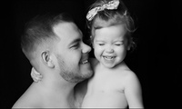 Father and Family Photoshoot with Prints and Refreshments at Wink Photography, Choice of Locations (Up to 94% Off)