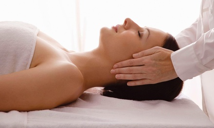 $60 for a Seven-Hour Reiki-Certification Class Plus CD at Global Community Wellness ($165 Value)