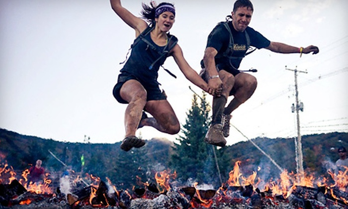 Escape the Chase - Mesa: Zombie-Themed Obstacle-Course 5K Mud Run for One or Two from Escape the Chase on May 4 (Up to 57% Off)