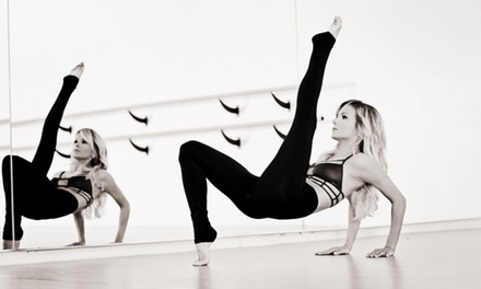 Two Weeks or One Month of Unlimited Barre Classes at Xtend Barre Camino Del Sur (Up to 64% Off)