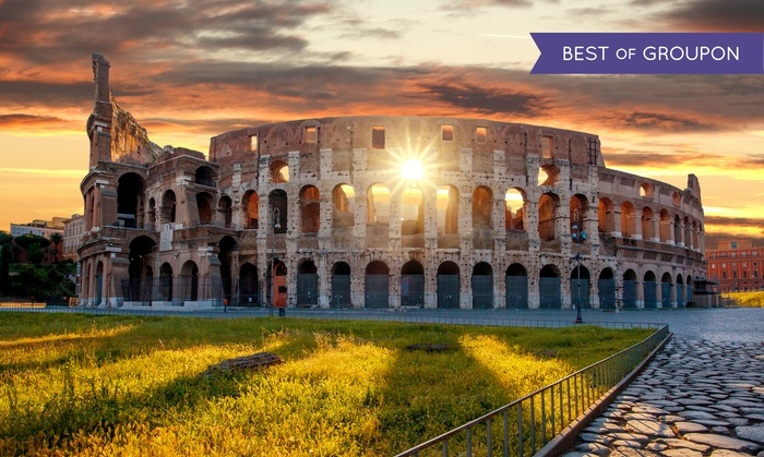 10-Day Italy Trip with Air and Car Rental from Great Value Vacations