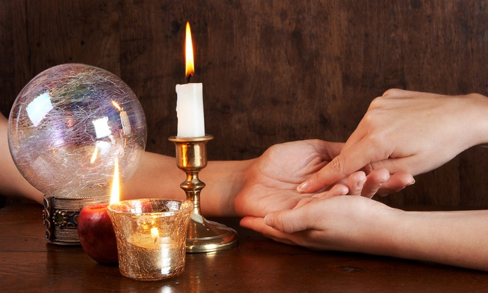 Psychic Center - Original Town Mesquite: Tarot-Card Reading for One or In-Depth Tarot-Card Reading for One or Two at Psychic Center (Up to 71% Off)