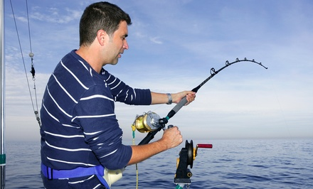 Four-Hour Fishing Trip for One, Two, or Four with Rods and Reels from Starlight Fleet (Up to 51% Off)