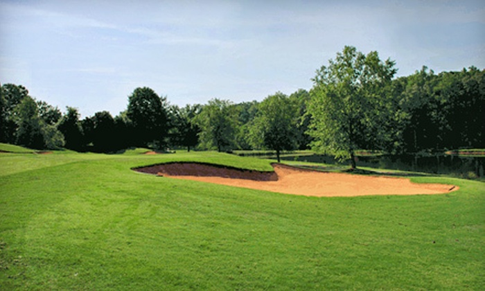 Southern Oaks - Easley: 18-Hole Round of Golf for Two or Four Including Cart Rental at Southern Oaks (Up to 54% Off)