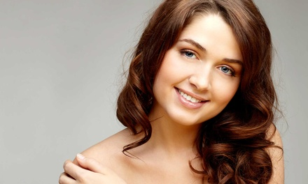 Haircut with Optional All-Over Color or Partial Highlights from Hair By Tania - Salon 776 (Up to 62% Off)