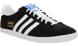 Adidas Gazelle OG Trainers for Mens - Black