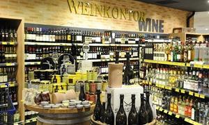EDEKA Böcker: Weinverkostung und Champagner inkl. Wasser und Fingerfood am 01. Dezember 2017 im EDEKA Böcker (bis zu 60% sparen*)