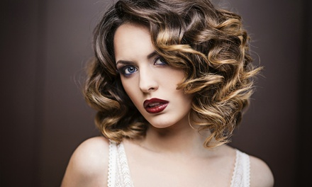$34 Luxury Intense Mask Treatment and Haircut at The Parlour ($66 Value)