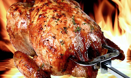 Soul Food for Dine-In, Delivery, or Take-Out at The Rotisserie (Up to 47% Off)