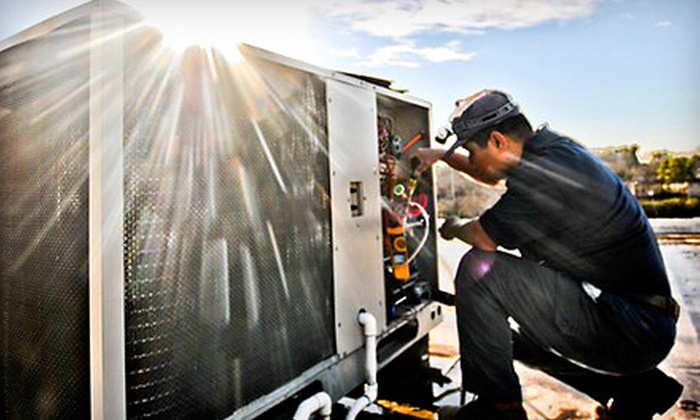 Airmasters Heating & Air Conditioning - North Little Rock: $39 for Furnace or Air-Conditioner Tune-Up from Airmasters Heating & Air Conditioning (Up to $139 Value)