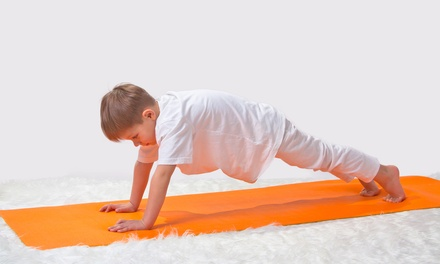 5 or 10 Yoga Classes for Kids and Tweens at If I Was A Bird Yoga, A Kids Yoga Studio (Up to 55% Off)