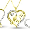 Mother's Day Diamond Necklace