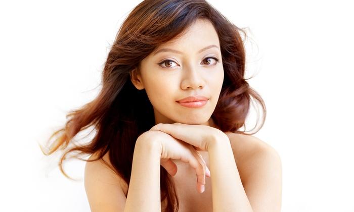 Charisma Bridals & Day Spa - Hazlet: Basic Haircut, Keratin Treatment, or Japanese or Chi Straightening at Charisma Bridals & Day Spa (Up to 60% Off)