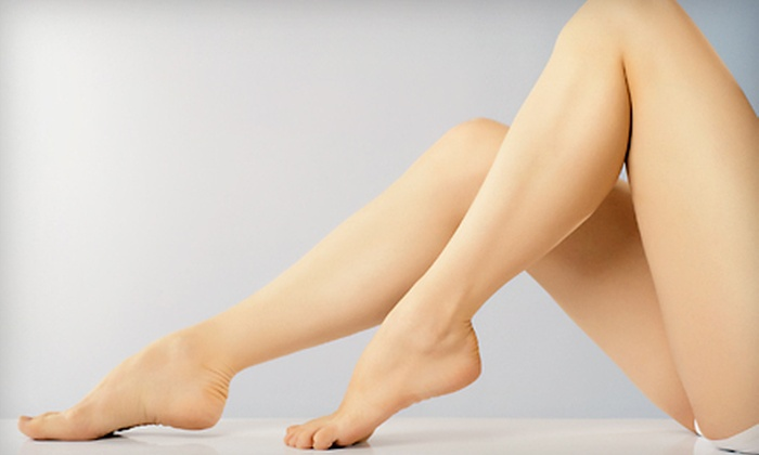 Laser Lipo & Vein Center - O'Fallon: Sclerotherapy for the Legs or Two Veinwave Treatments for the Face or Chest at Laser Lipo & Vein Center (69% Off)