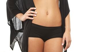 One or Three Brazilian Waxes at Sweet Cheeks (Up to 53% Off)