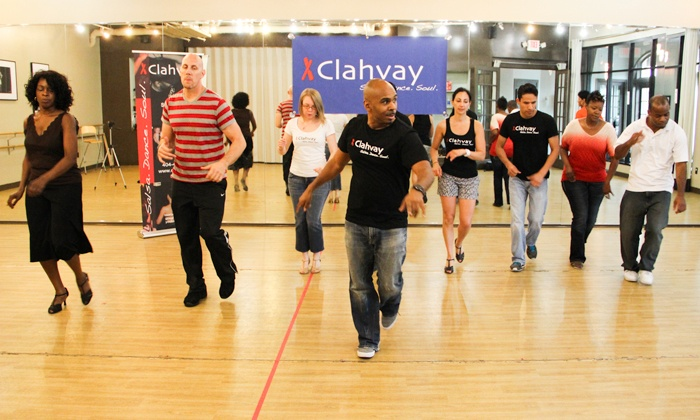 Clahvay...Salsa.Dance.Soul - Clahvay...Salsa.Dance.Soul: Five or 10 Salsa Dance Classes at Clahvay...Salsa.Dance.Soul (Up to 57% Off)