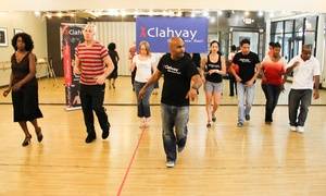 Clahvay...Salsa.Dance.Soul: Five or 10 Salsa Dance Classes at Clahvay...Salsa.Dance.Soul (Up to 57% Off)