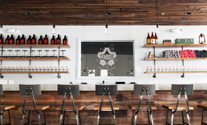 image for $15 for a Brewery Tour for Two or Four with Beer at Penrose Brewing Company ($20 Value)