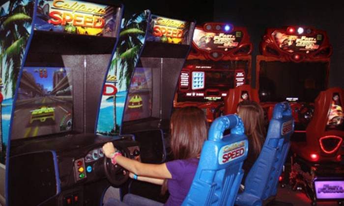 Game Shack - Aurora: All-Day Pass for Two, Four, or Six to Game Shack in Aurora (Up to 67% Off)