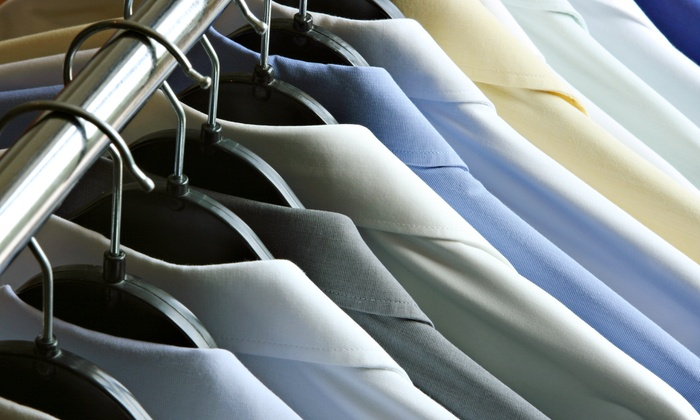 McPherson Cleaners - Multiple Locations: $49 for $100 Worth of Dry Cleaning and Laundering at McPherson Cleaners
