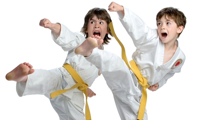 MVP Taekwondo Center - Rochelle Park: Two or Four Weeks of Martial-Arts Classes for Ages 3–13 at MVP Taekwondo Center (Up to 74% Off)