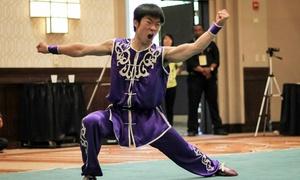 Northern Virginia Wushu Academy: 10 or 20 Kung Fu Classes at Northern Virginia Wushu Academy (Up to 75% Off)
