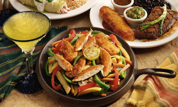 Casa Durango - Multiple Locations: Mexican Cuisine at Casa Durango (Up to 45% Off). Three Options Available.