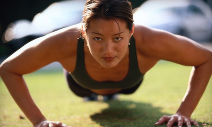 Elite Edge Gym – Elite Body Boot Camp - Waukee: $69 for Five-Week Boot-Camp Program at Elite Edge Gym (Up to $539 Value)
