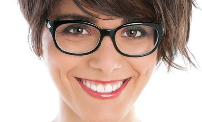 $64.50 for an <strong>Eye Exam</strong> and $200 Toward a Complete Pair of Glasses at <strong>Eyes</strong> on Providence ($339 Value)